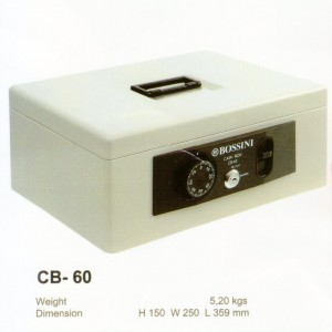 Cash Box Bosini CB-60