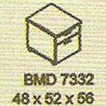 meja kantor modera bmd 7332