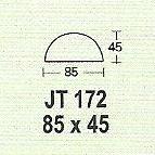 meja kantor modera jt 172