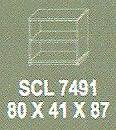 meja kantor modera scl 7491