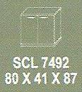 meja kantor modera scl 7492