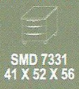 meja kantor modera smd 7331