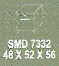 meja kantor modera smd 7332