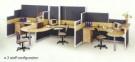 Partisi Kantor Uno 3 Staff