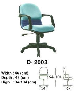 Kursi Director & Manager Indachi D- 2003