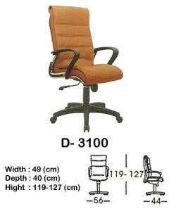 Kursi Director & Manager Indachi D- 3100