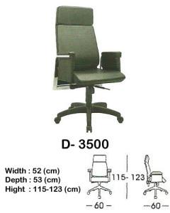 Kursi Director & Manager Indachi D- 3500