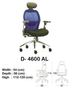 Kursi Director & Manager Indachi D- 4600 Al
