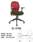 Kursi Director & Manager Indachi D- 4700