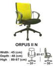 Kursi Director & Manager Indachi Orpus II N