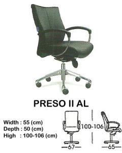Kursi Director & Manager Indachi Preso I Al