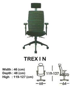 Kursi Director & Manager Indachi Trex I N