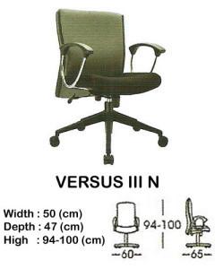 Kursi Director & Manager Indachi Versus III N