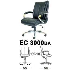 Kursi Direktur & Manager Chairman  EC 3000ba