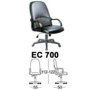 Kursi Direktur & Manager Chairman EC700