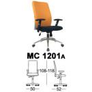 Kursi Direktur & Manager Chairman MC 1201a