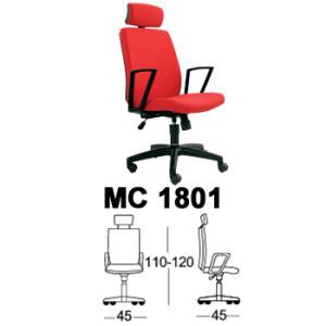 Kursi Direktur & Manager Chairman MC 1801