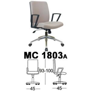 Kursi Direktur & Manager Chairman MC 1803a