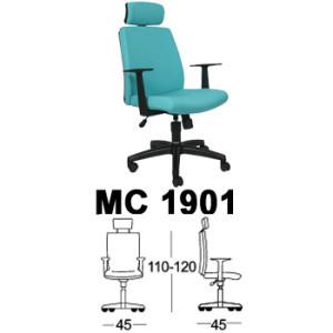 Kursi Direktur & Manager Chairman MC 1901