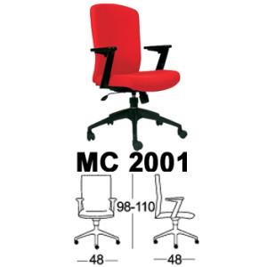 Kursi Direktur & Manager Chairman MC 2001