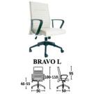 Kursi Direktur & Manager Savello Bravo L