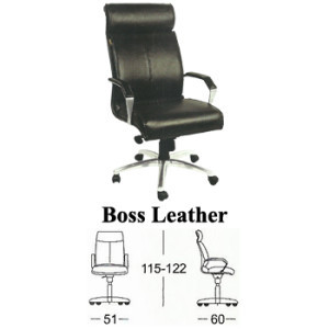 Kursi Direktur & Manager Subaru Boss Leather