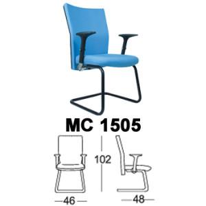 Kursi Hadap & Rapat Chairman MC 1505
