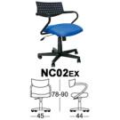 Kursi Staff & Sekretaris Chairman  NC02ex