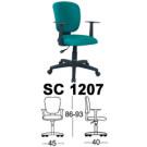 Kursi Staff & Sekretaris Chairman SC 1207