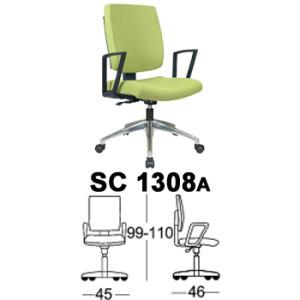Kursi Staff & Sekretaris Chairman SC 1308a