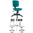 Kursi Staff & Sekretaris Chairman SC 1409