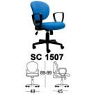 Kursi Staff & Sekretaris Chairman SC 1507