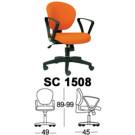 Kursi Staff & Sekretaris Chairman SC 1508