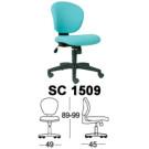 Kursi Staff & Sekretaris Chairman SC 1509