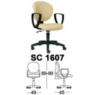 Kursi Staff & Sekretaris Chairman SC 1607