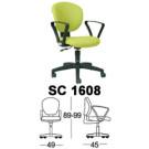 Kursi Staff & Sekretaris Chairman SC 1608