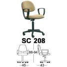 Kursi Staff & Sekretaris Chairman Sc 208