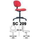 Kursi Staff & Sekretaris Chairman SC 209