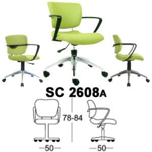 Kursi Staff & Sekretaris Chairman SC 2608a