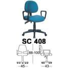 Kursi Staff & Sekretaris Chairman SC 408