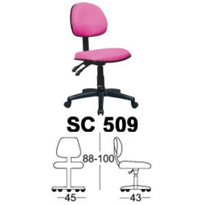 Kursi Staff & Sekretaris Chairman SC 509