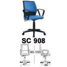 Kursi Staff & Sekretaris Chairman SC 908