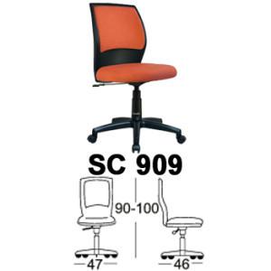Kursi Staff & Sekretaris Chairman SC 909