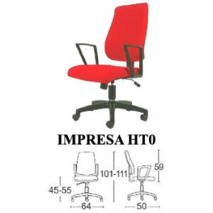 Kursi Staff & Sekretaris Savello Impresa Ht0