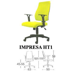 Kursi Staff & Sekretaris Savello Impresa Ht1