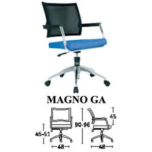 Kursi Staff & Sekretaris Savello Magno Ga