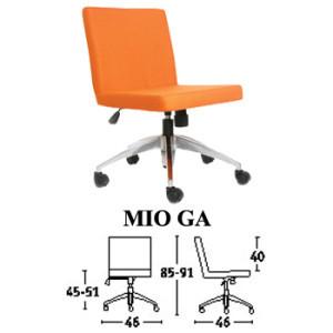 Kursi Staff & Sekretaris Savello Mio Ga