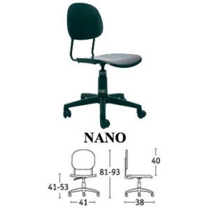 Kursi Staff & Sekretaris Savello Nano