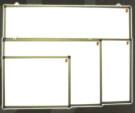 Whiteboard Daiko 90X120 Gantung