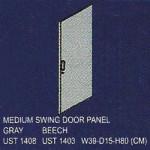 pintu panel sedang uno classic series